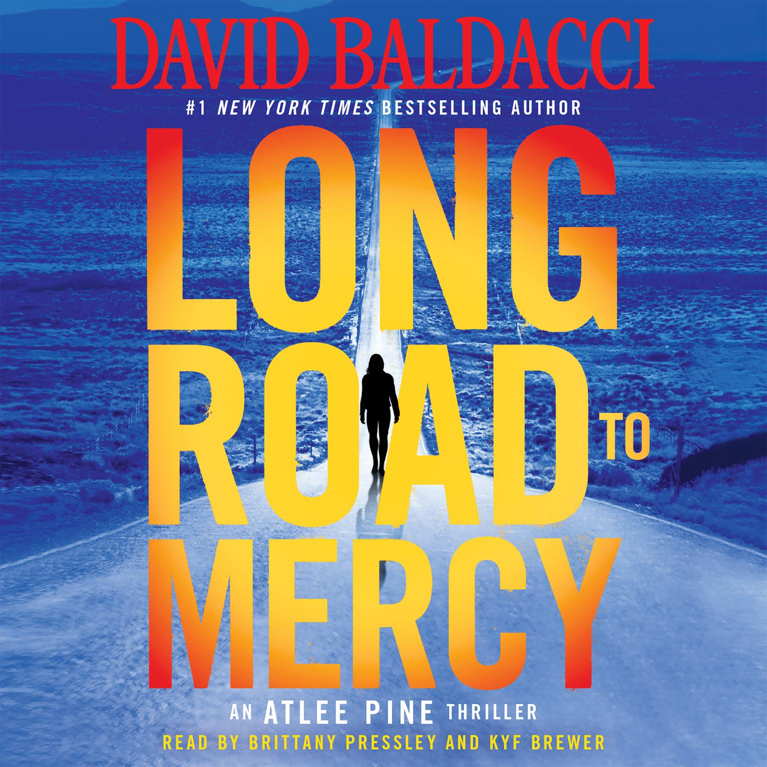 Printable Long Road to Mercy Audiobook Cover Art
