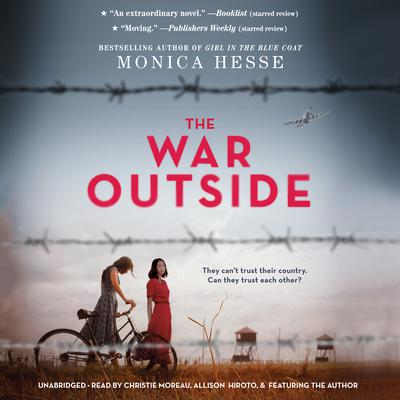 The War Outside Audiobook, by Monica Hesse