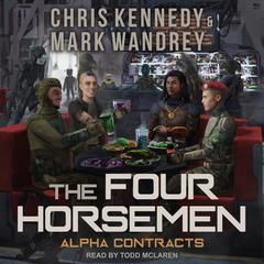 Alpha Contracts Audiobook, by Chris Kennedy, Mark Wandrey