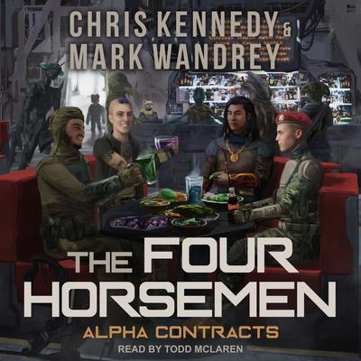 Alpha Contracts Audiobook, by Chris Kennedy