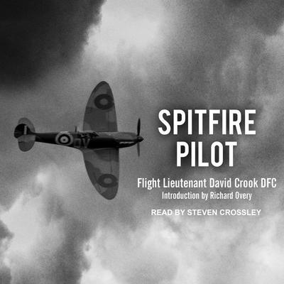 Spitfire Pilot Audiobook, by Flight-Lieutentant David M. Crook, DFC