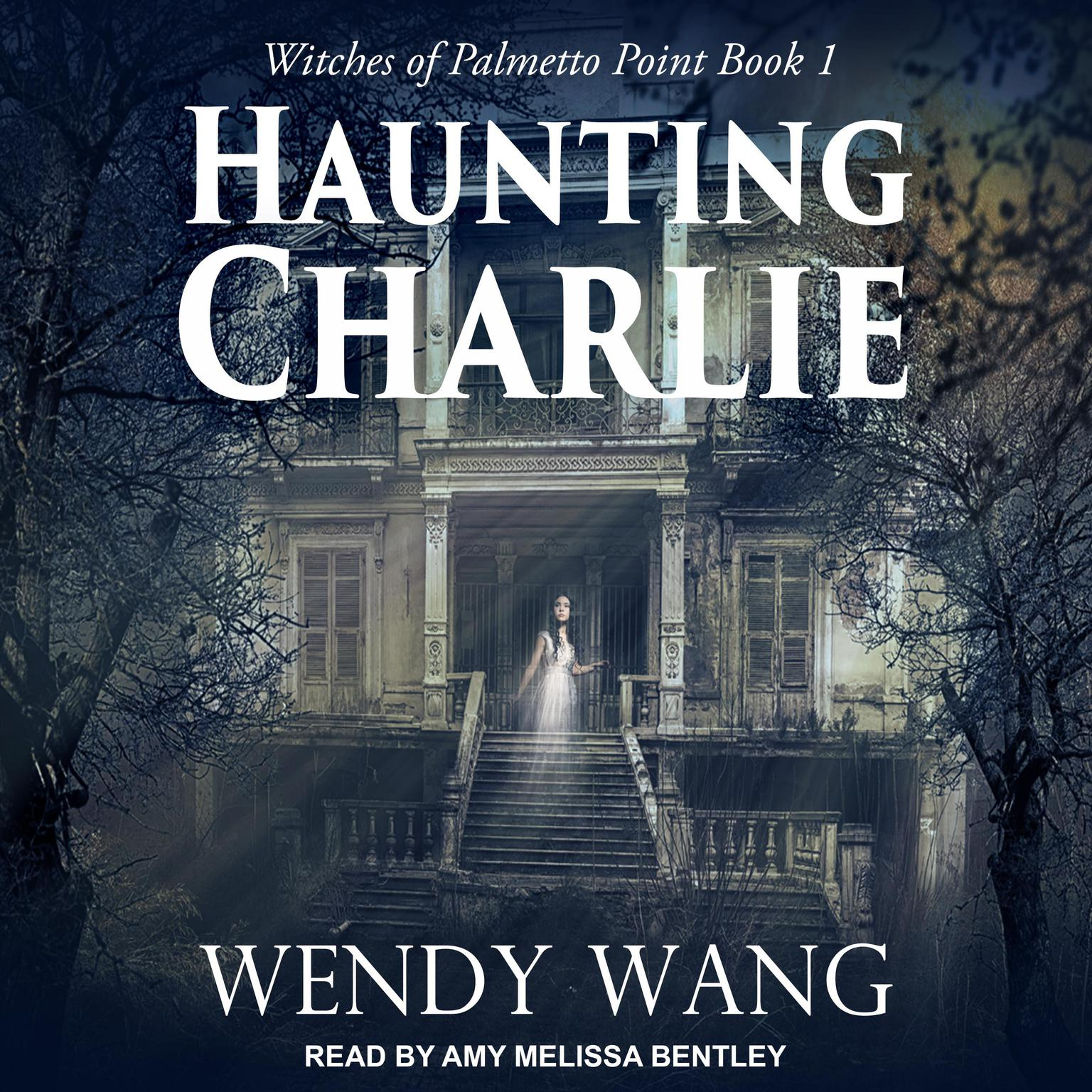 Haunting Charlie Audiobook, by Wendy Wang