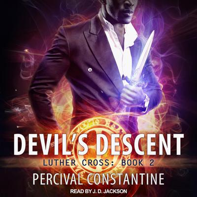 Devil's Descent Audiobook, by Percival Constantine