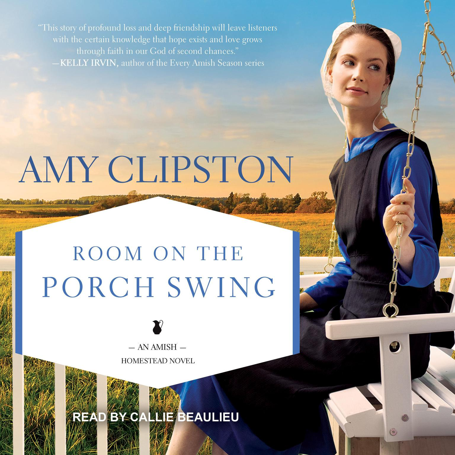 Printable Room on the Porch Swing Audiobook Cover Art