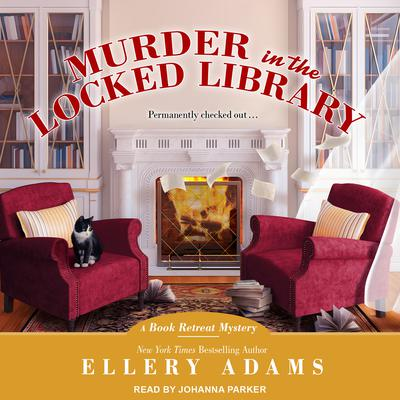 Murder in the Locked Library Audiobook, by