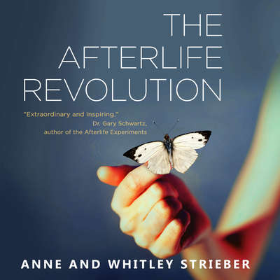 Afterlife Revolution Audiobook, by Whitley Strieber