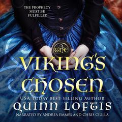 The Vikings Chosen Audiobook, by Quinn Loftis