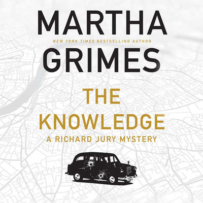 The Knowledge Audiobook, by Martha Grimes