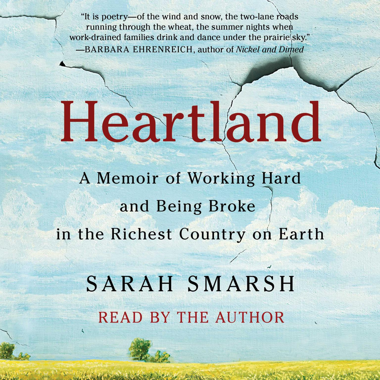 Printable Heartland: A Daughter of the Working Class Reconciles an American Divide Audiobook Cover Art