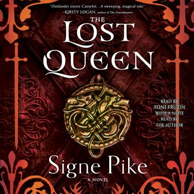The Lost Queen Audiobook, by Signe Pike