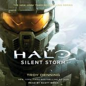 Halo: Silent Storm: A Master Chief Story Audiobook, by Troy Denning|
