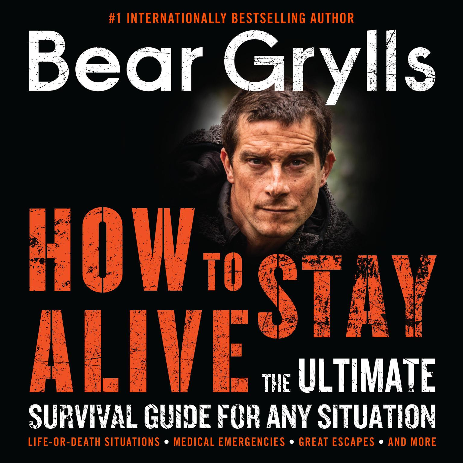Printable How to Stay Alive: The Ultimate Survival Guide for Any Situation Audiobook Cover Art
