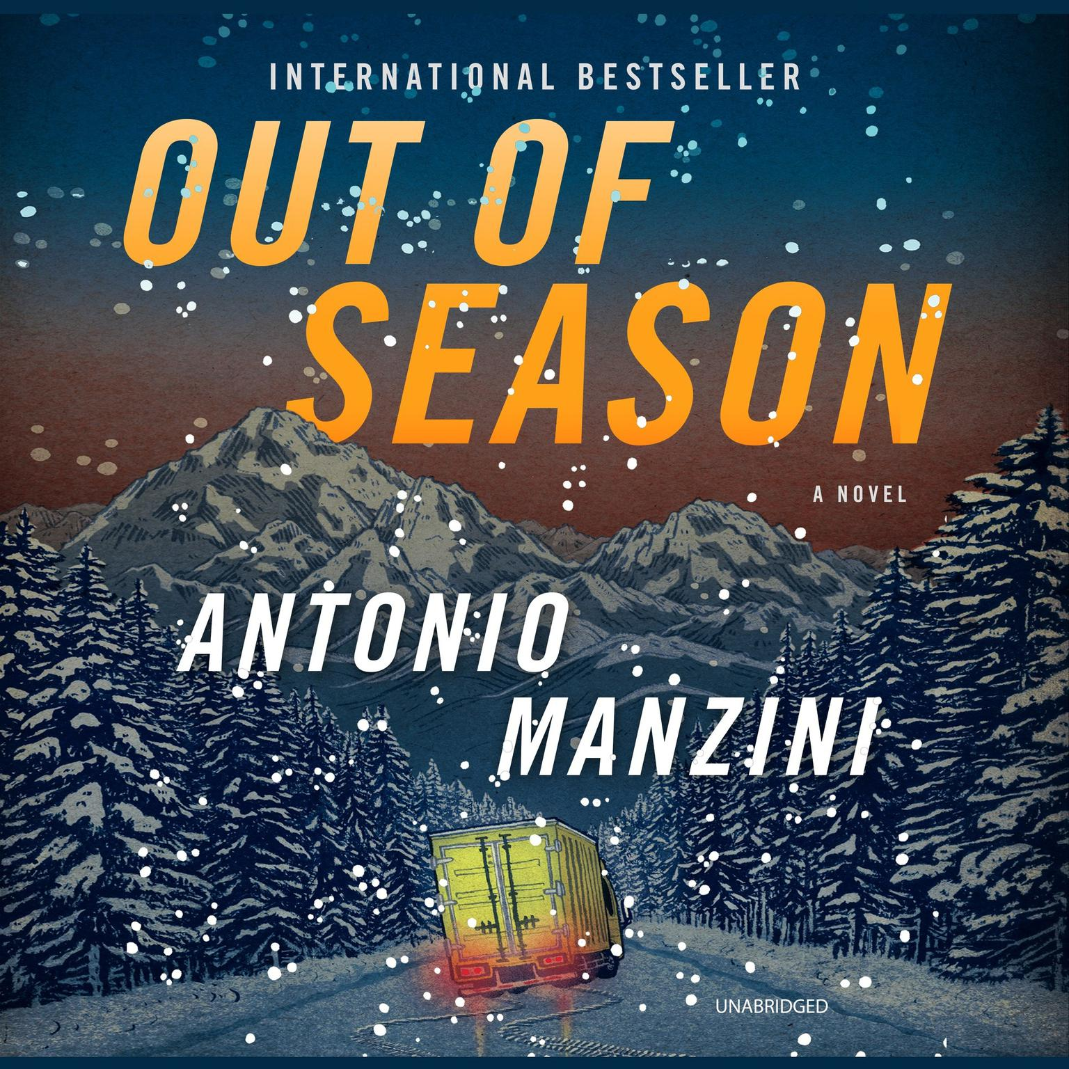 Printable Out of Season: A Novel Audiobook Cover Art