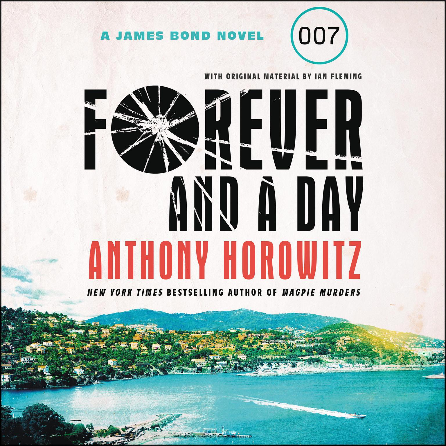 Printable Forever and a Day: A James Bond Novel Audiobook Cover Art
