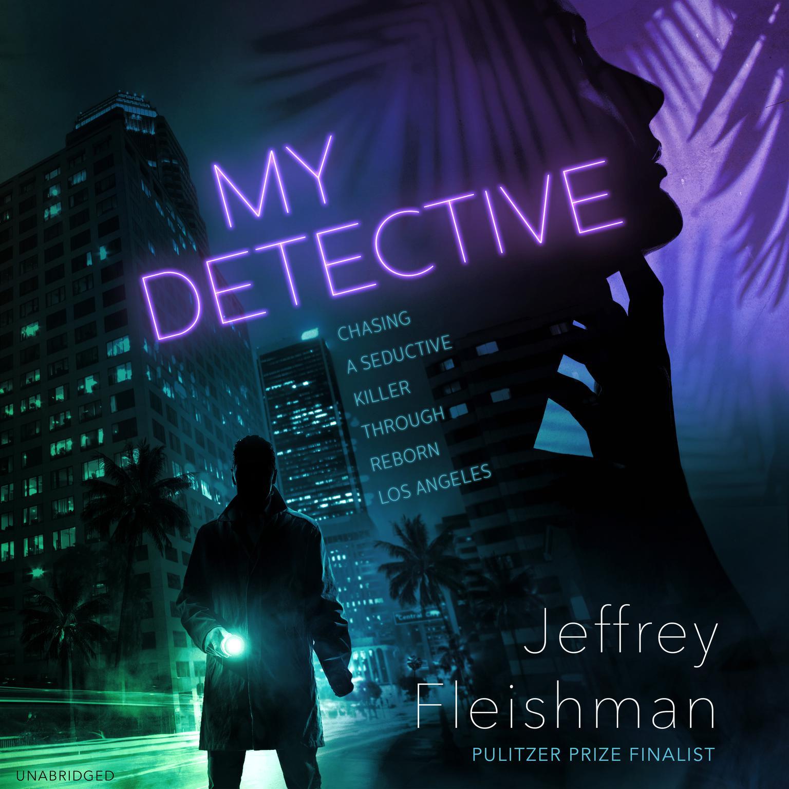 Printable My Detective  Audiobook Cover Art