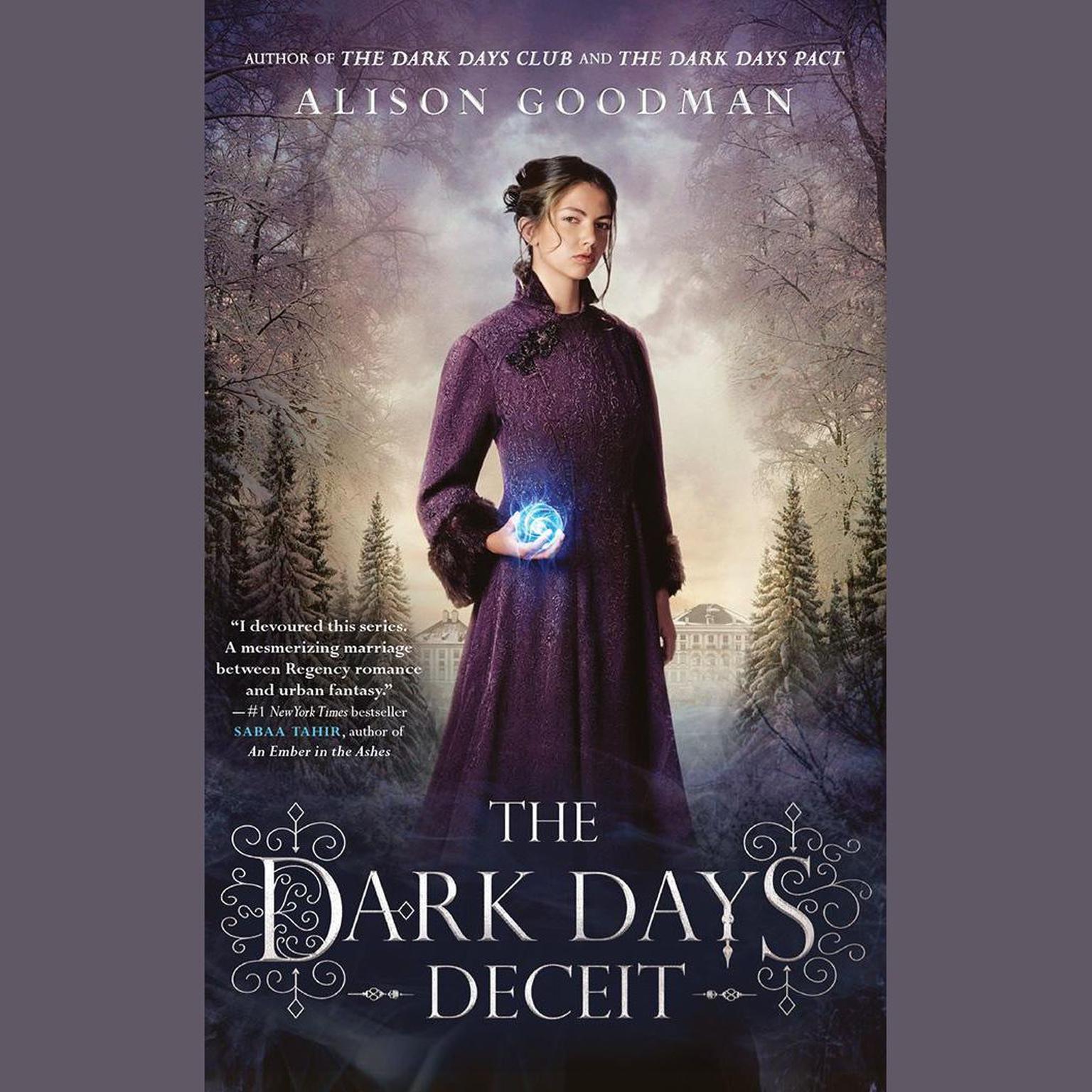 The Dark Days of Deceit Audiobook, by Alison Goodman