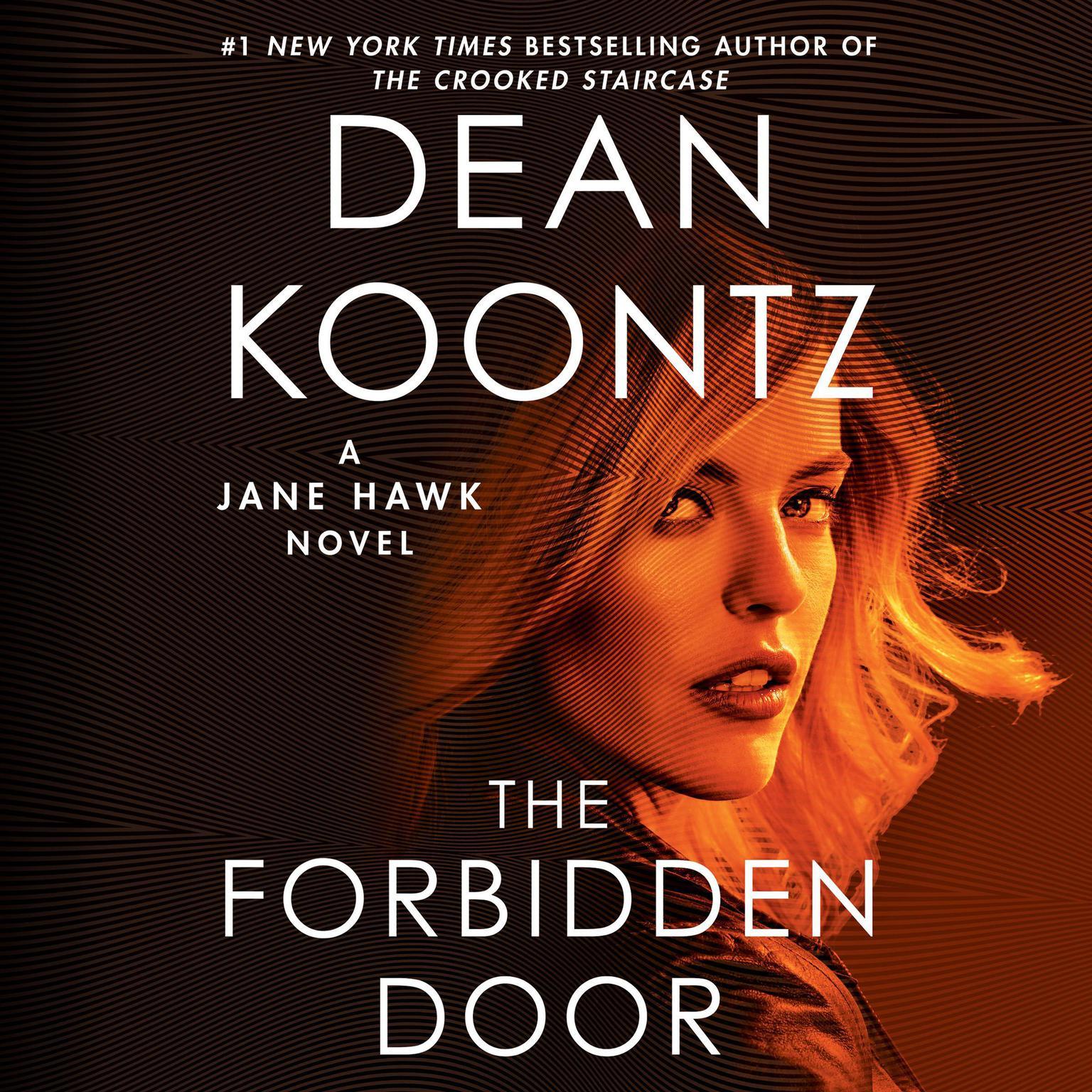 Printable The Forbidden Door Audiobook Cover Art