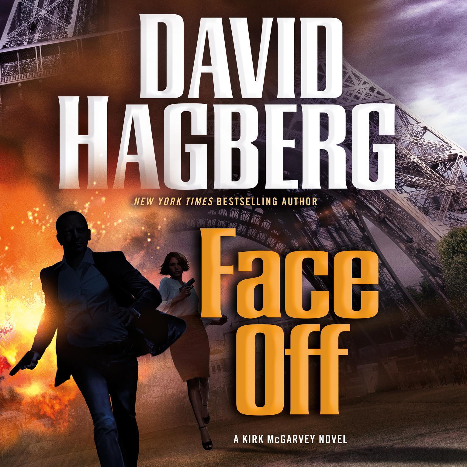 Face Off: A Kirk McGarvey Novel Audiobook, by David Hagberg