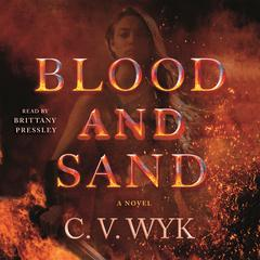 Blood and Sand: A Novel Audiobook, by C. V. Wyk