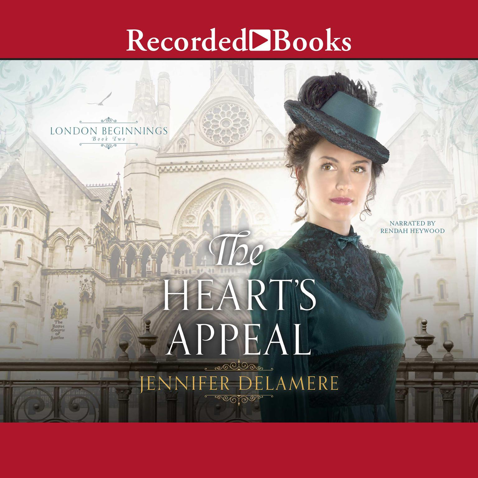 The Hearts Appeal Audiobook, by Jennifer Delamere