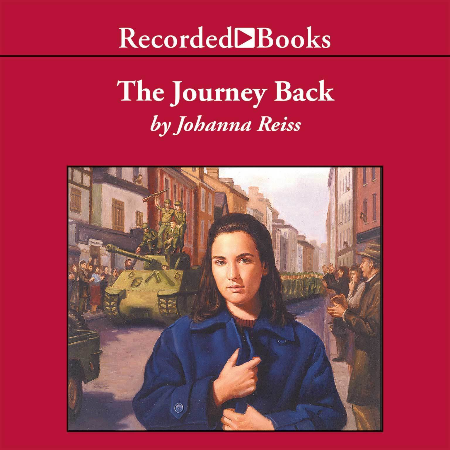 Printable The Journey Back Audiobook Cover Art