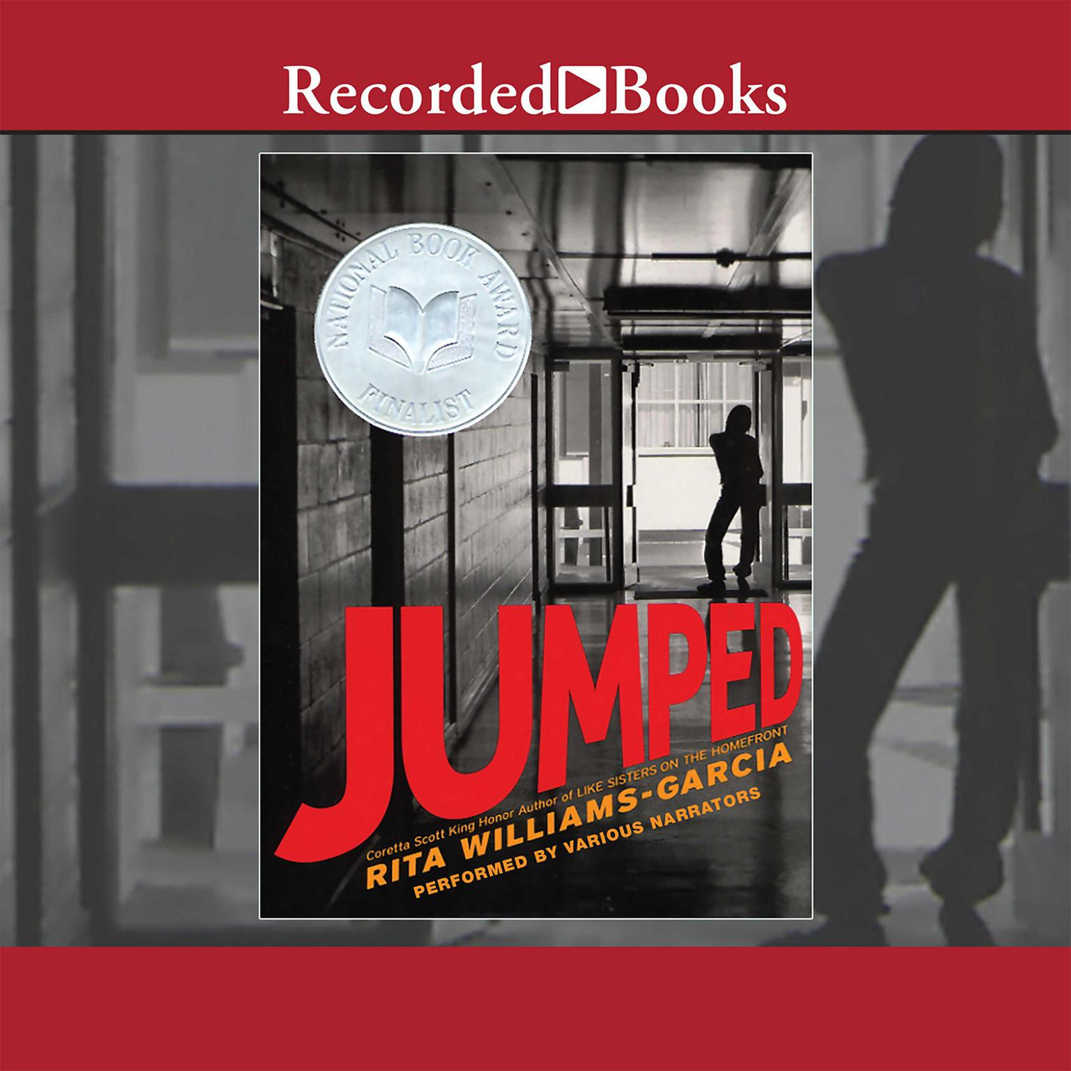 Printable Jumped Audiobook Cover Art