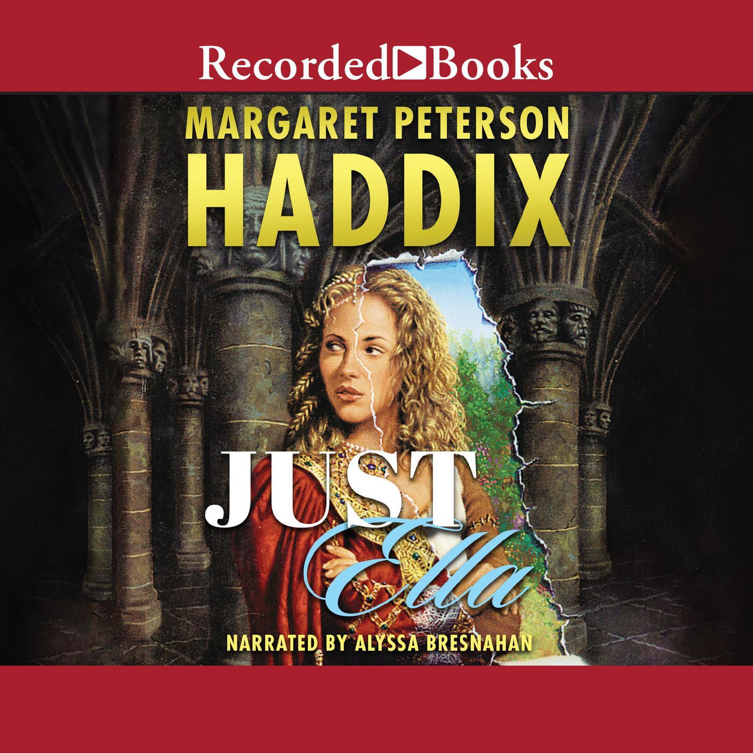 Printable Just Ella Audiobook Cover Art