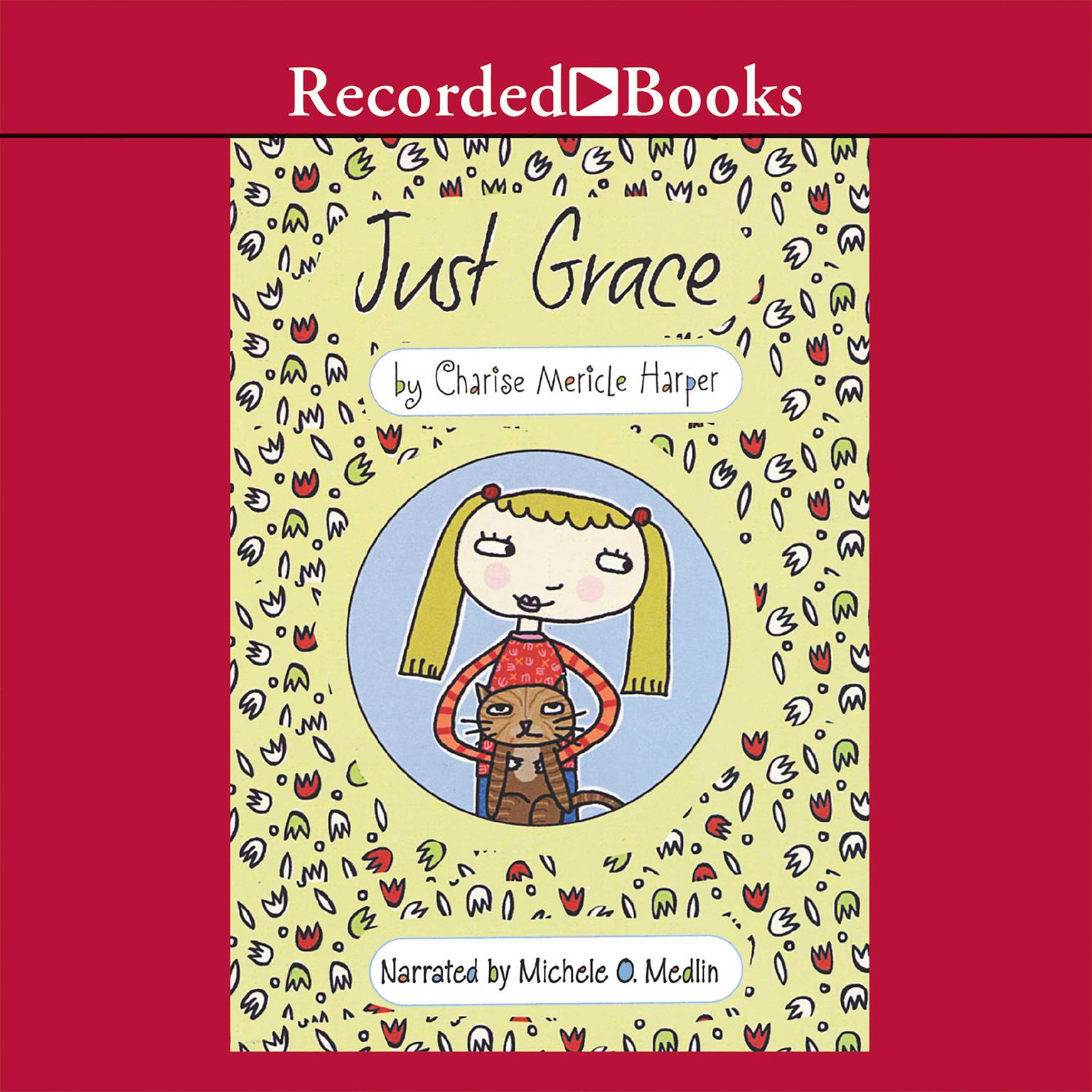 Printable Just Grace Audiobook Cover Art