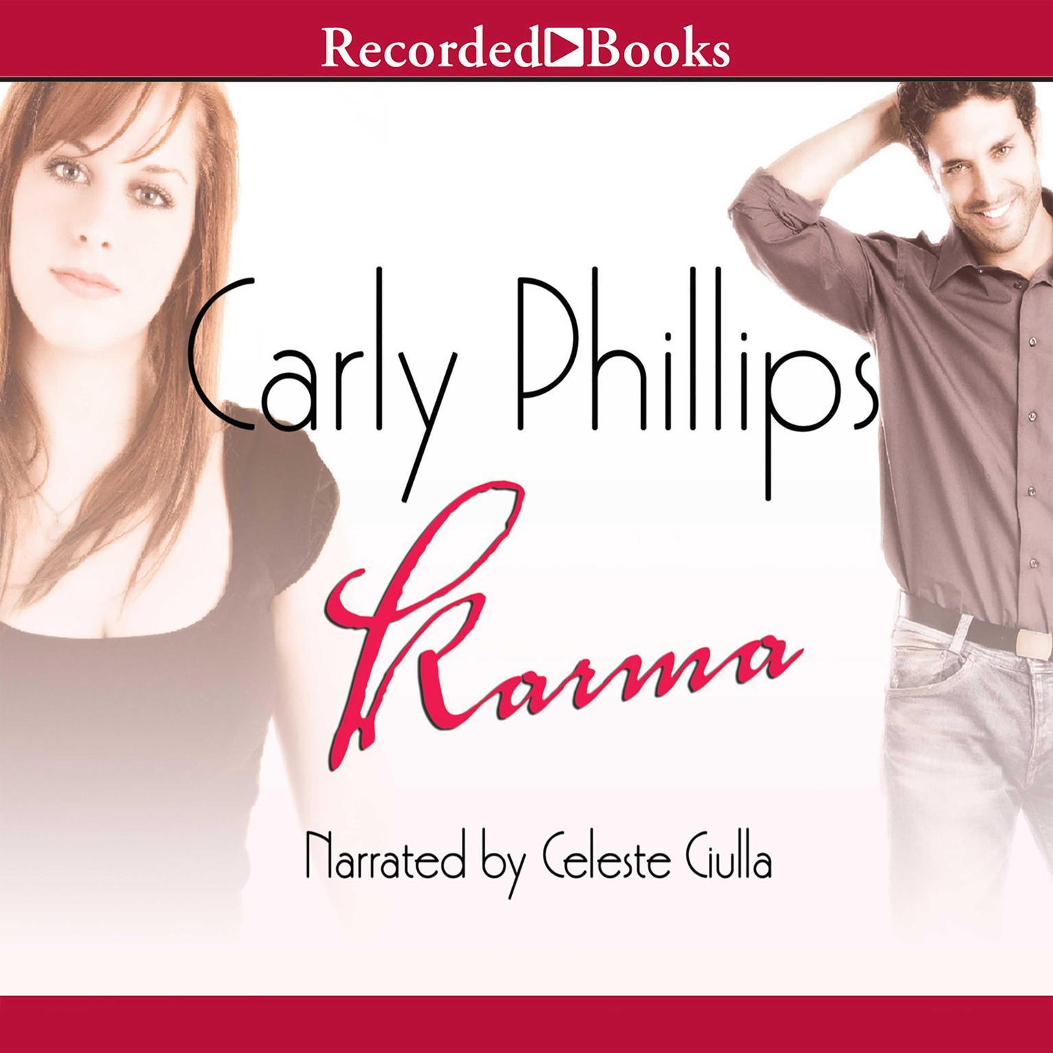Printable Karma Audiobook Cover Art