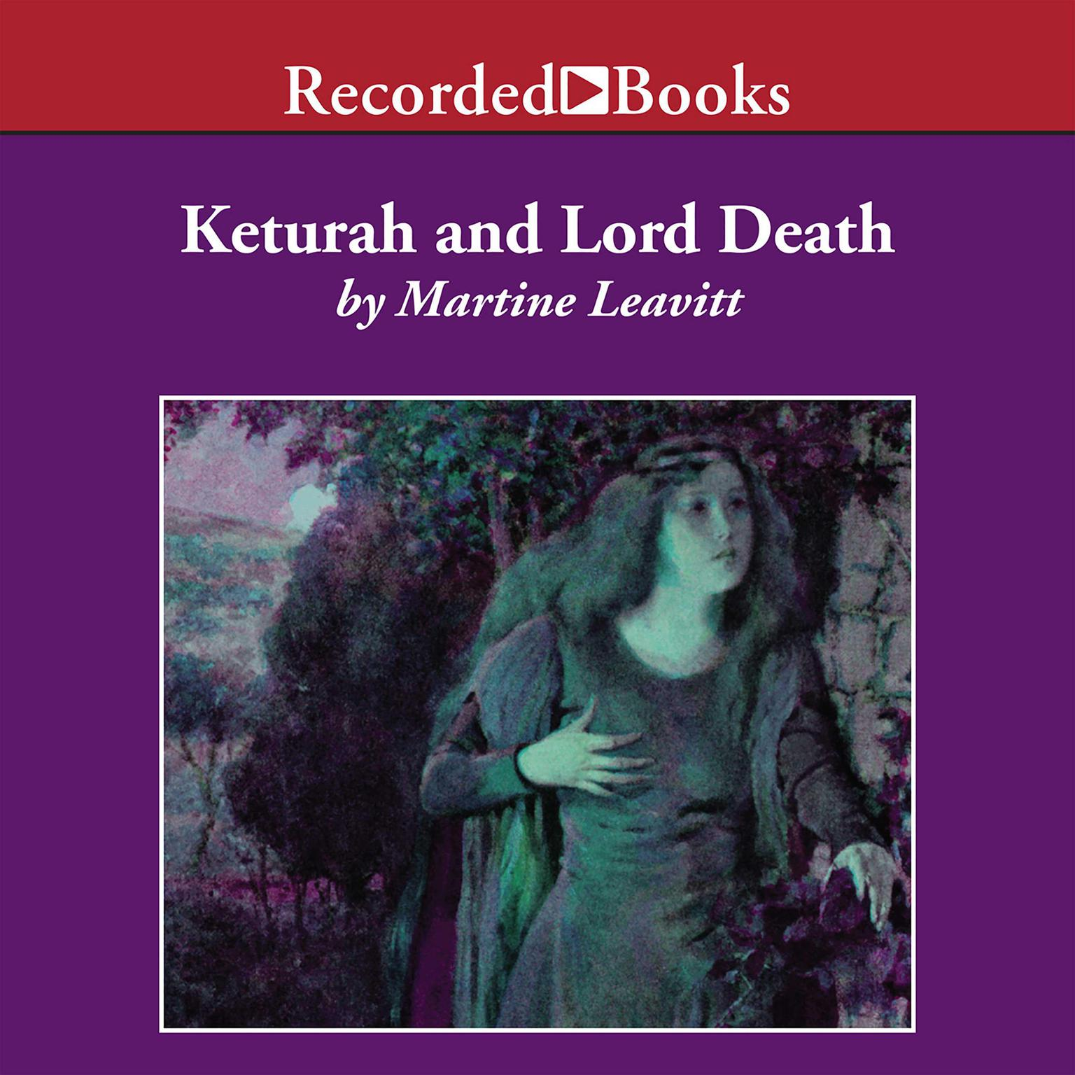 Printable Keturah and Lord Death Audiobook Cover Art