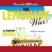 The Lemonade War Audiobook, by Jacqueline Davies