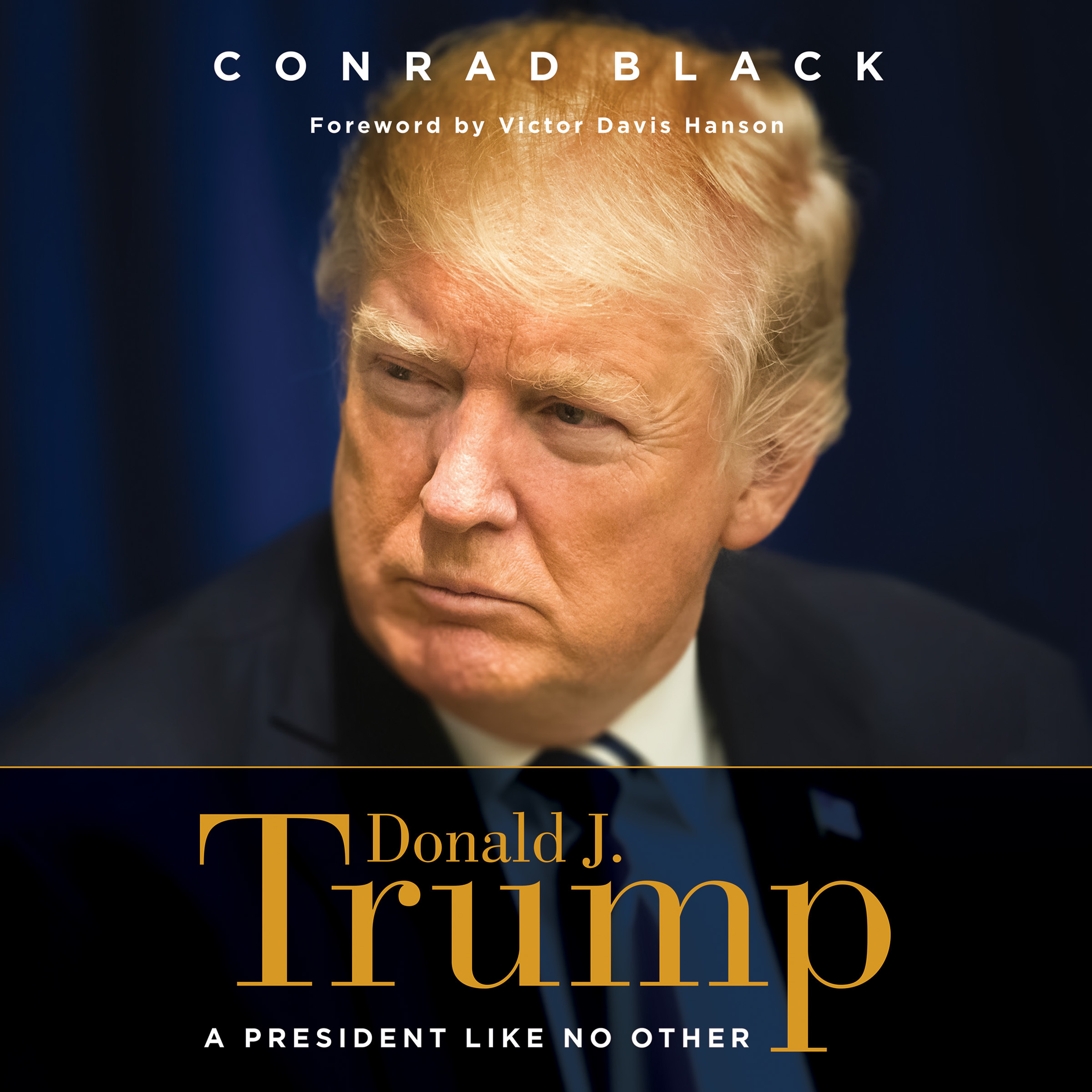 Printable Donald J. Trump: A President Like No Other Audiobook Cover Art