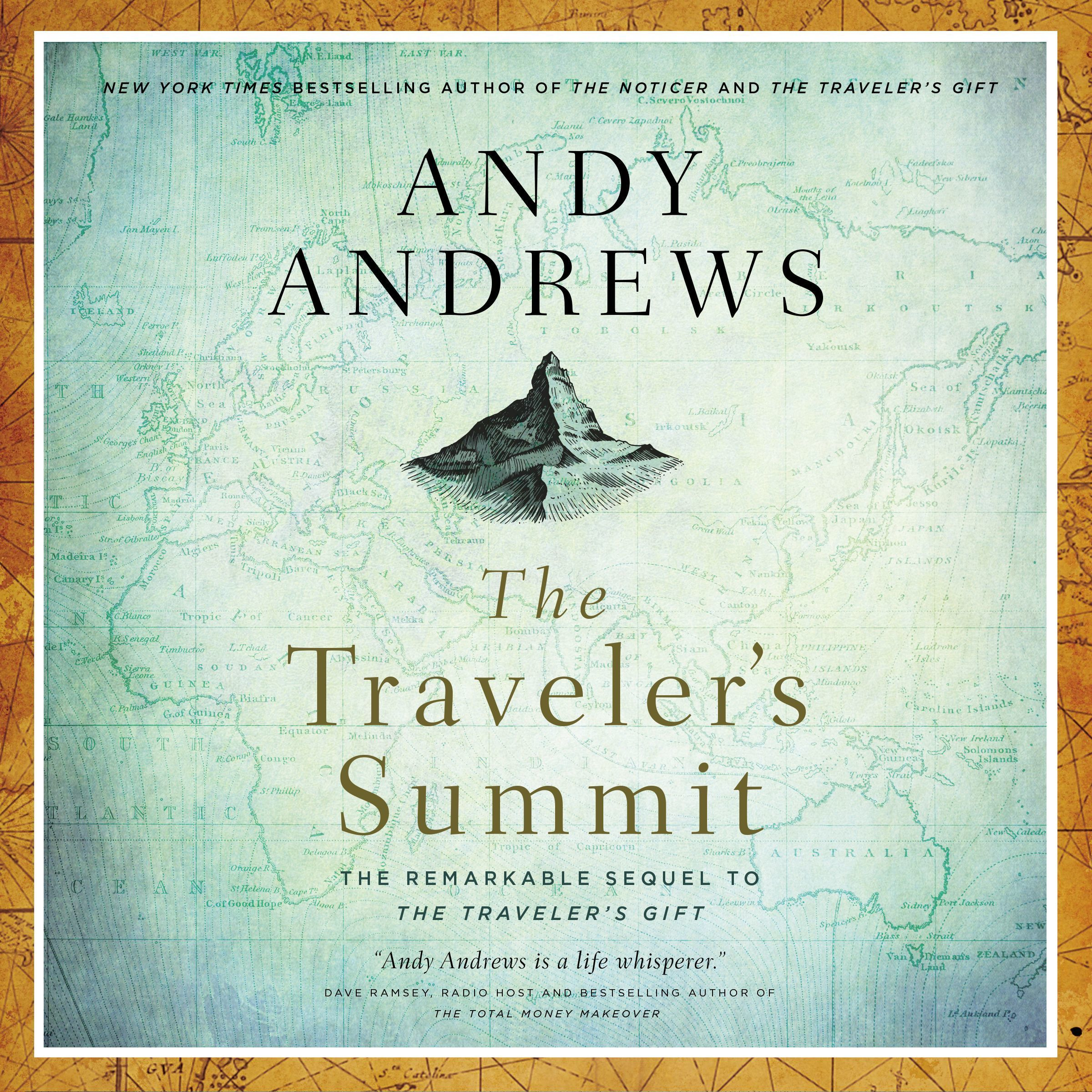 Printable The Traveler's Summit: The Remarkable Sequel to The Traveler's Gift Audiobook Cover Art