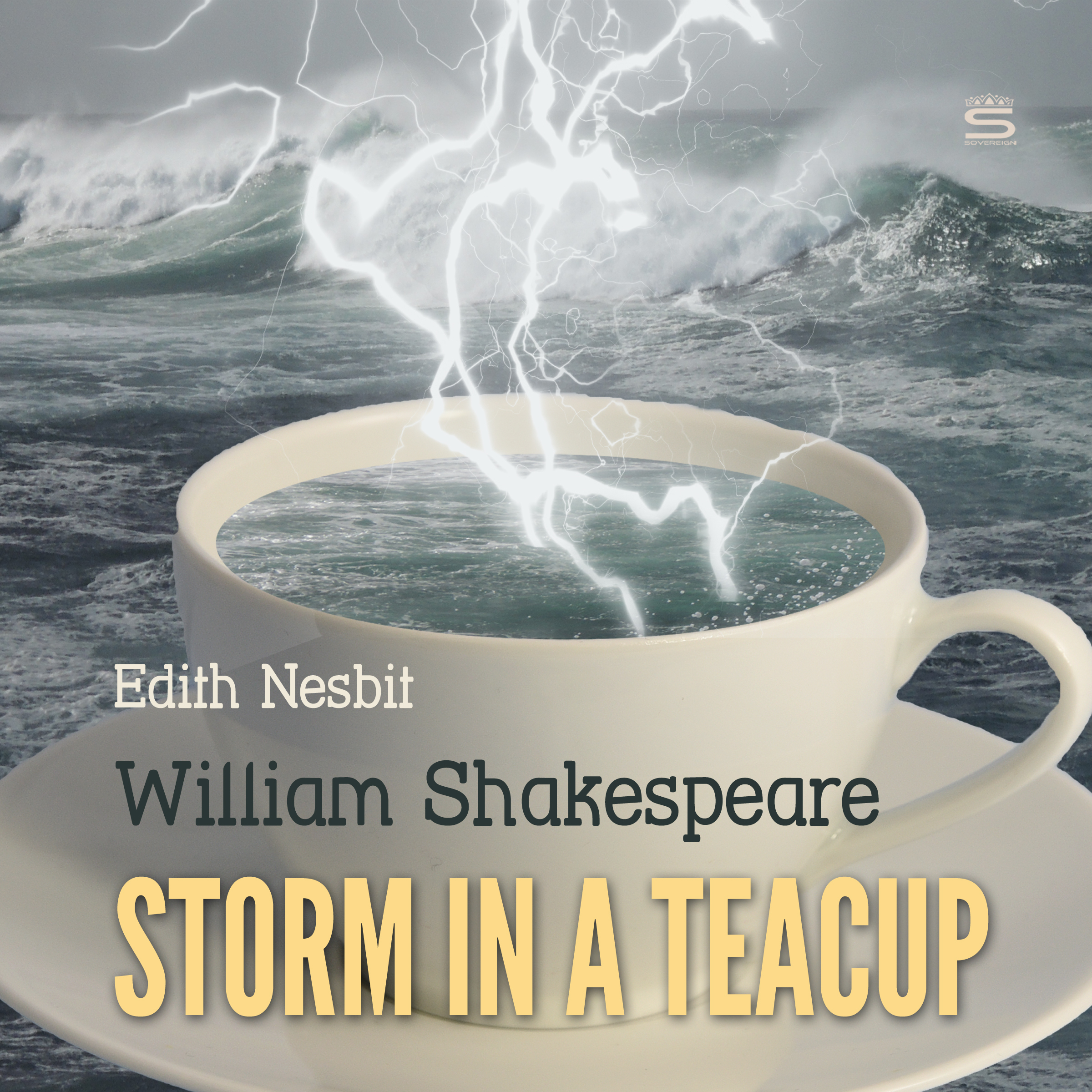 Printable Storm in a Teacup Audiobook Cover Art