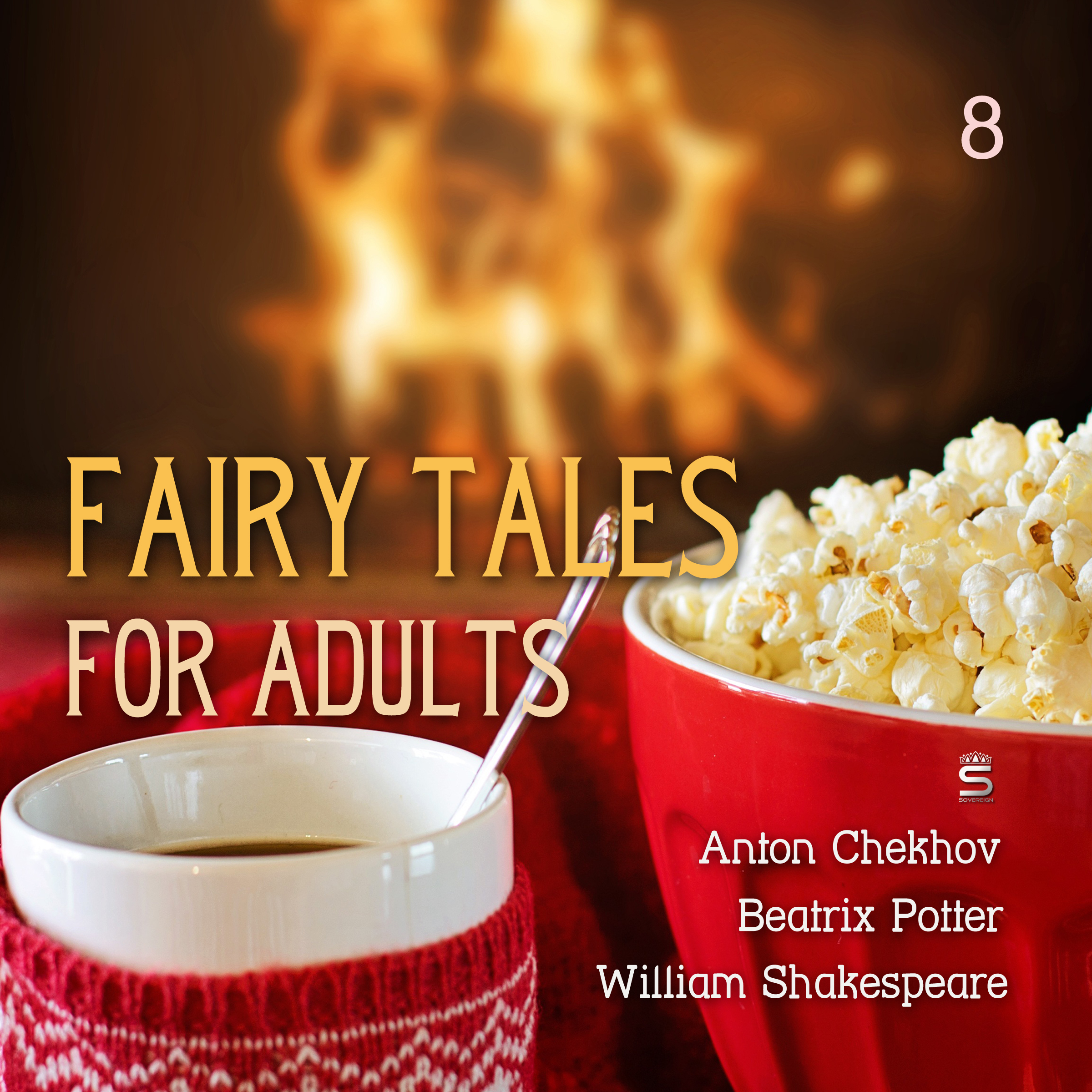Printable Fairy Tales for Adults Volume 8 Audiobook Cover Art