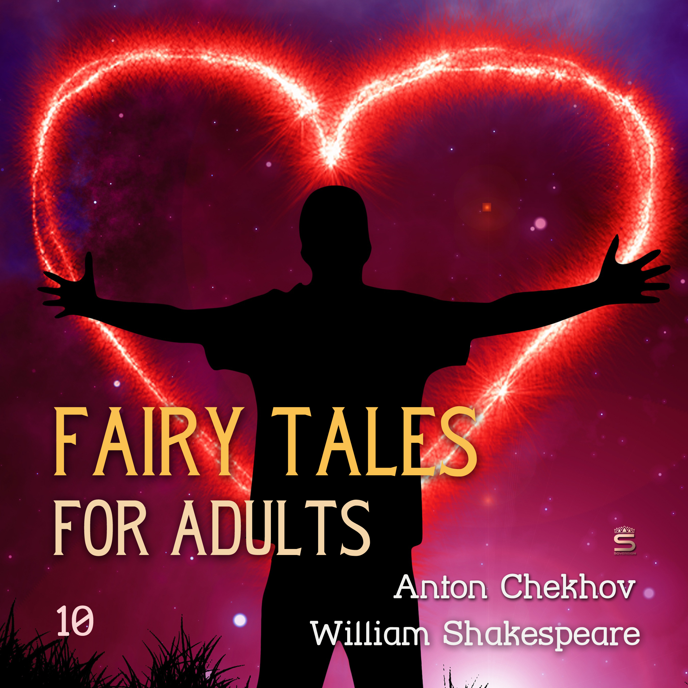 Printable Fairy Tales for Adults Volume 10 Audiobook Cover Art