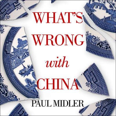 Whats Wrong with China Audiobook, by Paul Midler