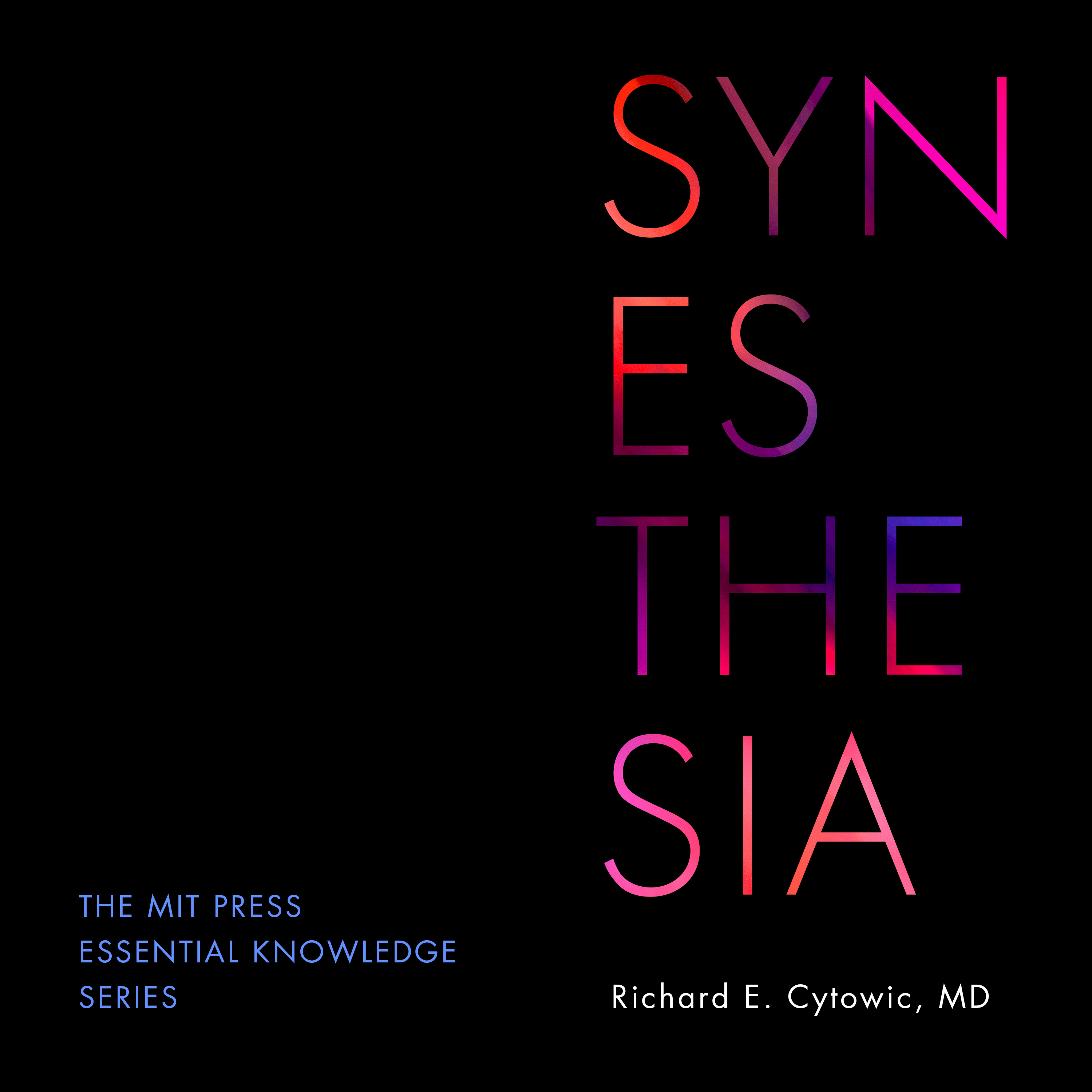 Printable Synesthesia Audiobook Cover Art
