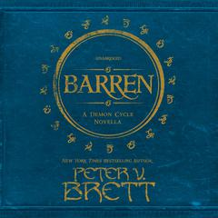 Barren Audiobook, by Peter V. Brett