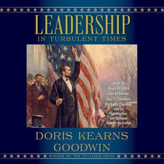 Leadership Audiobook, by Doris Kearns Goodwin