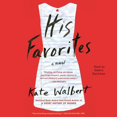 His Favorites Audiobook, by Kate Walbert