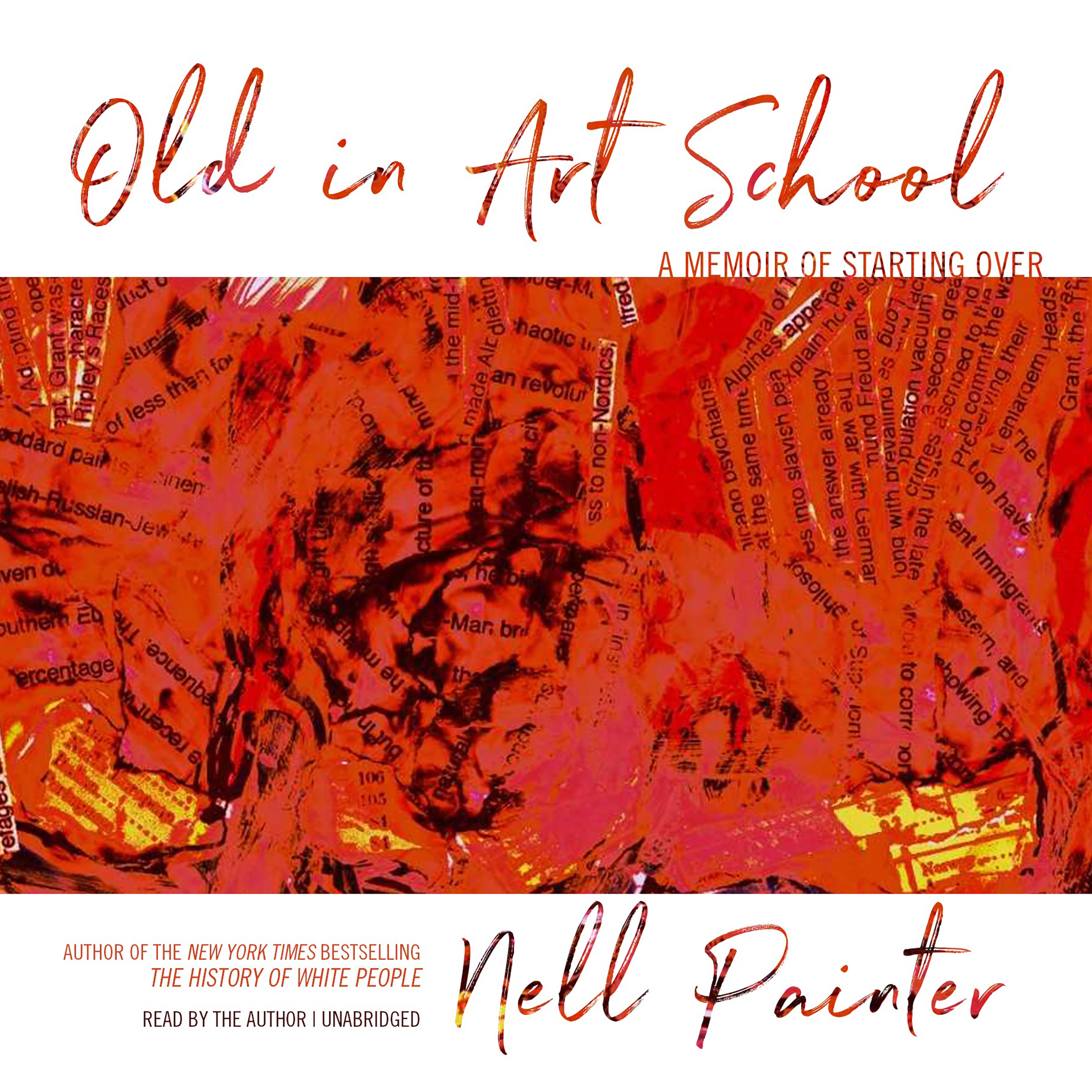 Printable Old in Art School: A Memoir of Starting Over Audiobook Cover Art