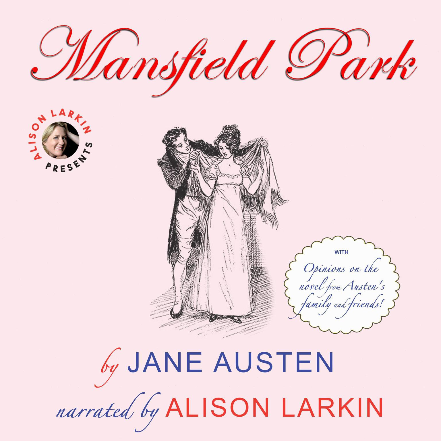 Printable Mansfield Park: With Opinions on the Novel from Austen's Family and Friends Audiobook Cover Art
