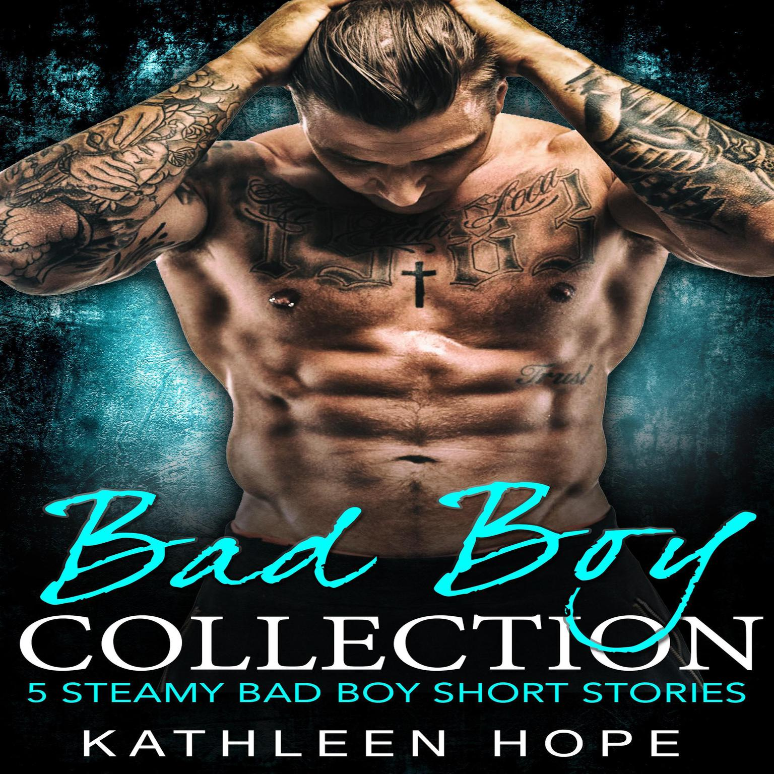 Bad Boy Collection: 5 Steamy Bad Boy Short Stories Audiobook, by Kathleen Hope