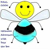 Halloween Adventure with Pete the Bee Audiobook, by Paul Cook
