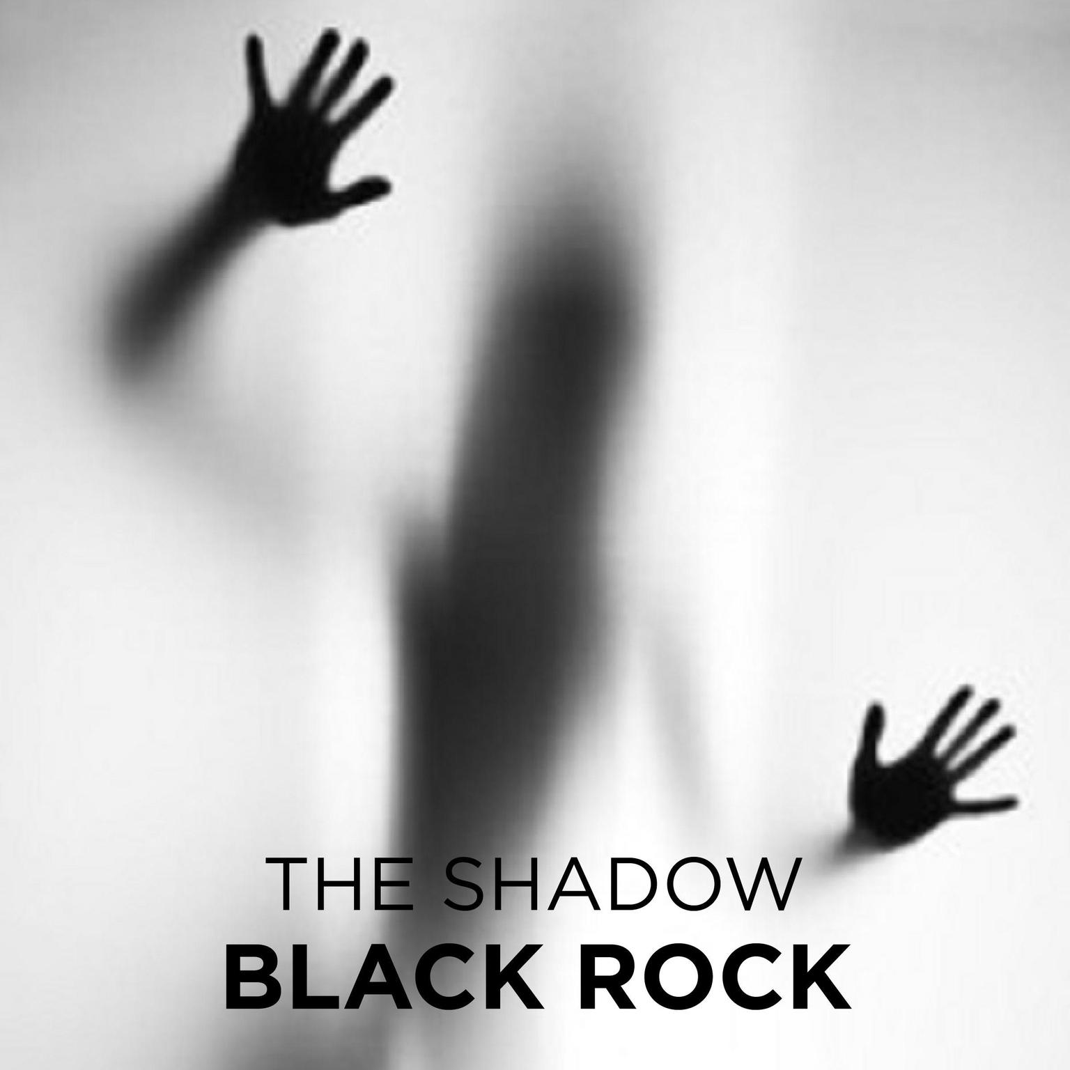 Printable Black Rock Audiobook Cover Art