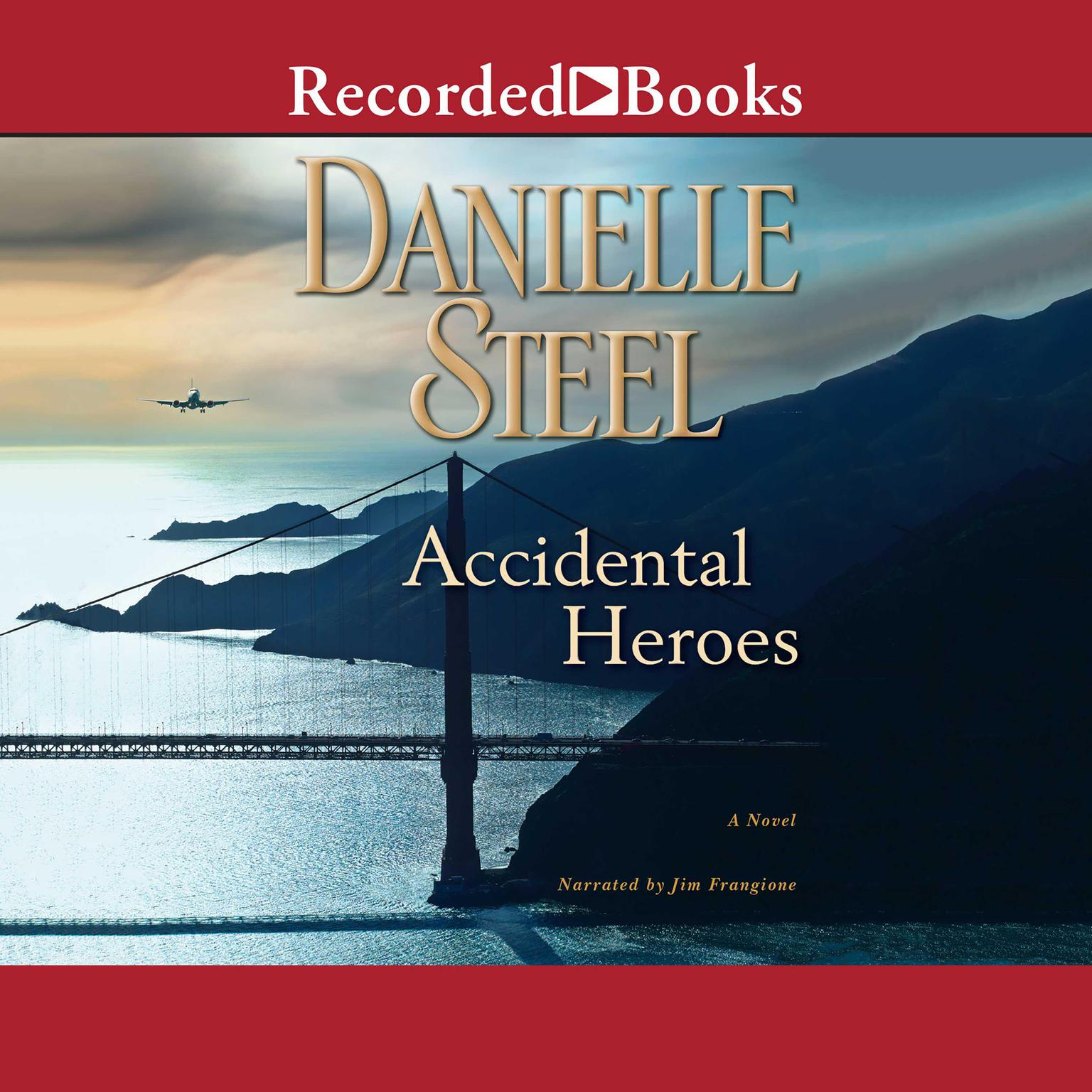 Printable Accidental Heroes Audiobook Cover Art