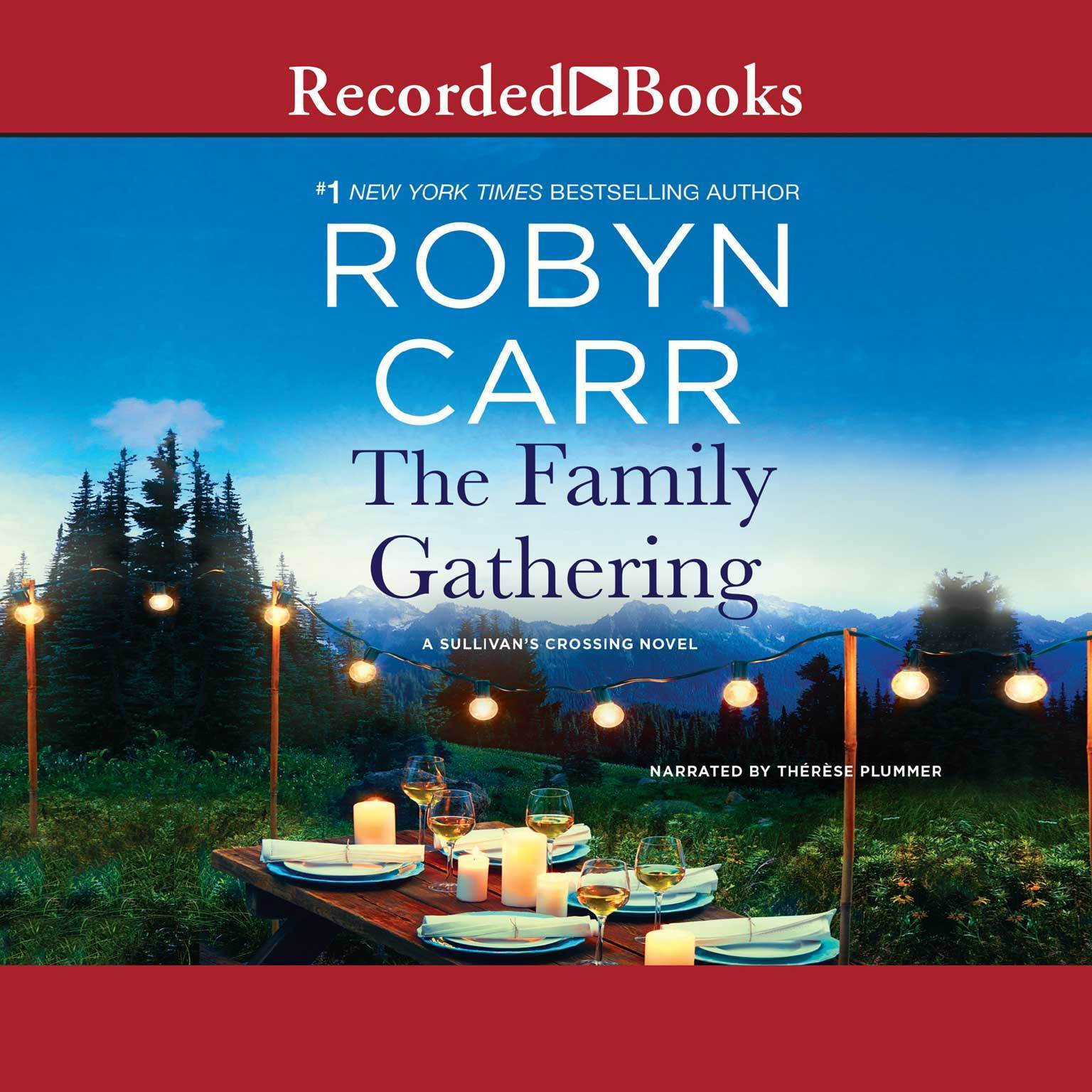 Printable The Family Gathering Audiobook Cover Art