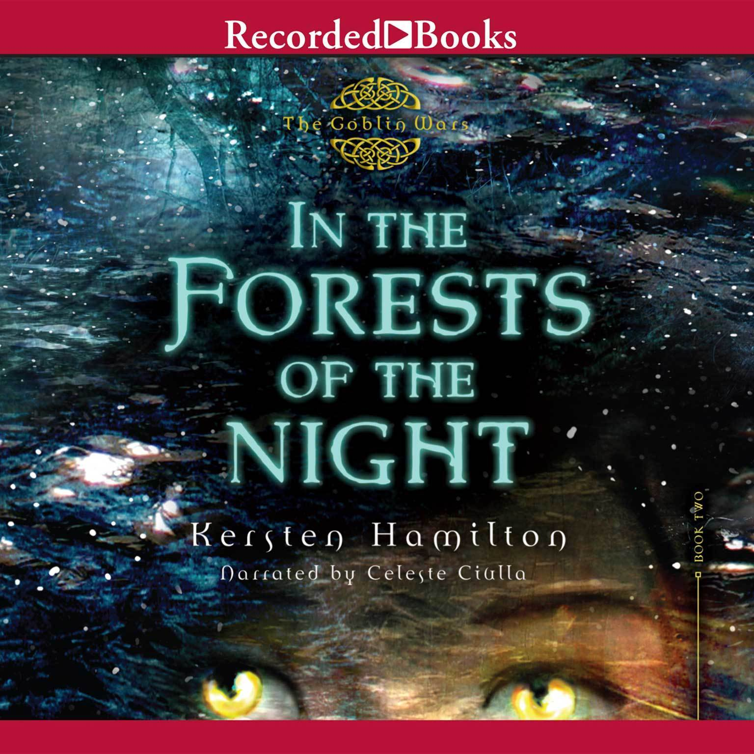 Printable In the Forests of the Night Audiobook Cover Art