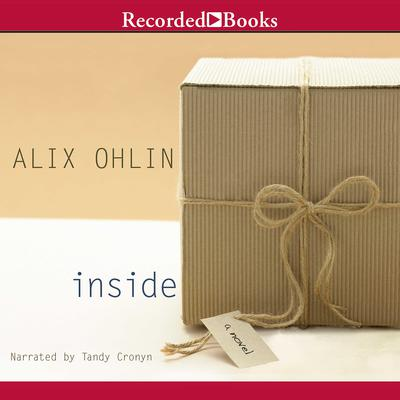 Inside Audiobook, by Alix Ohlin